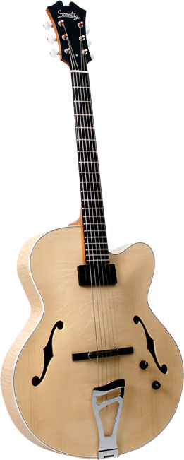 Jazz guitar J17 Allegria