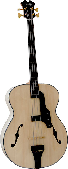 Archtop Acoustic Bass